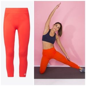 Tory Sport Tory Burch | Seamless Cropped Leggings